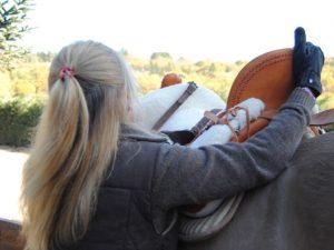 Atrévete con nuevas experiencias montando a caballo