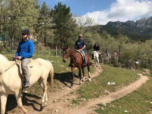 En primavera: Ven a montar a caballo