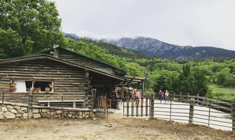 rutas a caballo madrid mejor precio