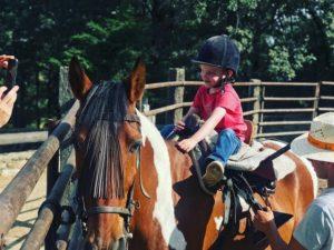 Aprovecha tus vacaciones para montar a caballo en Madrid