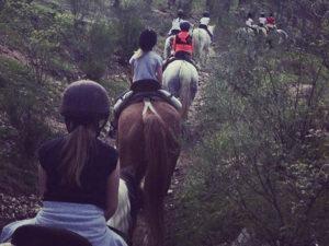 ¿Tu hijo o hija ha montado a caballo alguna vez?