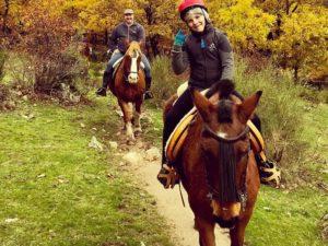 ¿Quieres montar a caballo estas navidades?