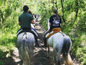 Regalo San Valentín: Paseo a caballo con sorpresa