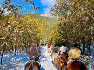 Excursiones a caballo especiales