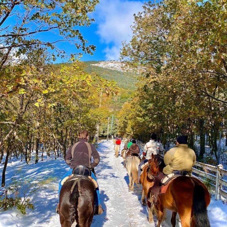 rutas a caballo especiales